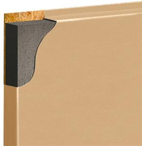 "Porter SAFEPAD 3"" Firesafe Gymnasium Wall Padding"