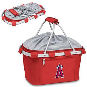 Picnic Time MLB Los Angeles Angels Metro Basket