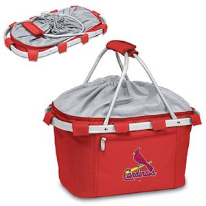 Picnic Time MLB St. Louis Cardinals Metro Basket