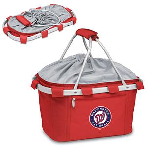 Picnic Time MLB Washington Nationals Metro Basket