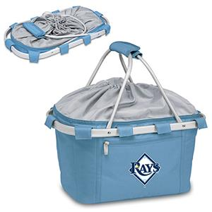 Picnic Time MLB Tampa Bay Rays Metro Basket