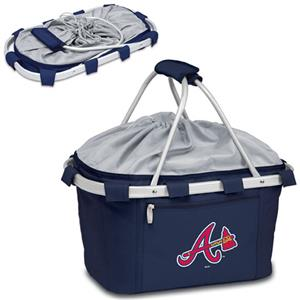 Picnic Time MLB Atlanta Braves Metro Basket