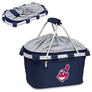 Picnic Time MLB Cleveland Indians Metro Basket