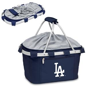 Picnic Time MLB Los Angeles Dodgers Metro Basket