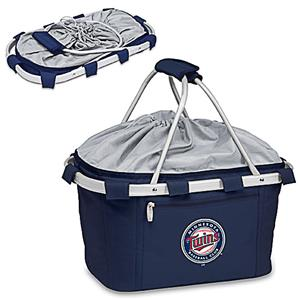Picnic Time MLB Minnesota Twins Metro Basket