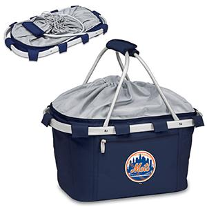 Picnic Time MLB New York Mets Metro Basket