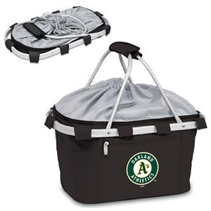 Picnic Time MLB Oakland Athletics Metro Basket