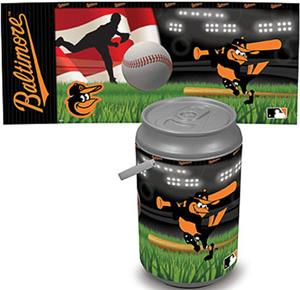 Picnic Time MLB Baltimore Orioles Mega Can Cooler