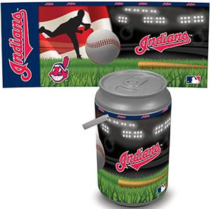 Picnic Time MLB Cleveland Indians Mega Can Cooler