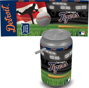 Picnic Time MLB Detroit Tigers Mega Can Cooler