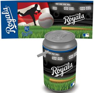 Picnic Time MLB Kansas City Royals Mega Can Cooler