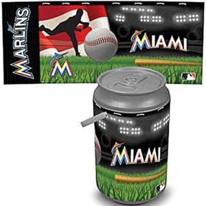 Picnic Time MLB Miami Marlins Mega Can Cooler