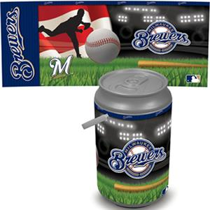 Picnic Time MLB Milwaukee Brewers Mega Can Cooler
