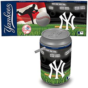Picnic Time MLB New York Yankees Mega Can Cooler