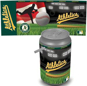 Picnic Time MLB Oakland Athletics Mega Can Cooler