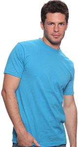 Royal Apparel Mens Short Sleeve Fine Jersey Tee
