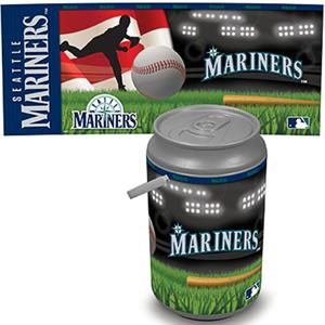 Picnic Time MLB Seattle Mariners Mega Can Cooler