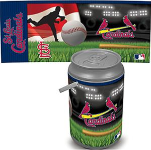 Picnic Time MLB St Louis Cardinals Mega Can Cooler