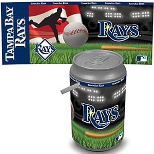Picnic Time MLB Tampa Bay Rays Mega Can Cooler