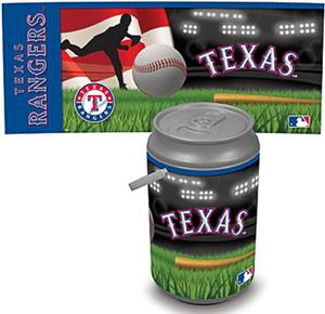 Picnic Time MLB Texas Rangers Mega Can Cooler