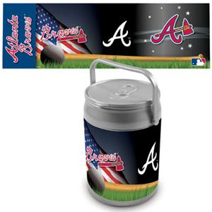Picnic Time MLB Atlanta Braves Can Cooler