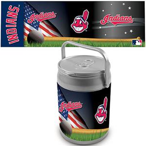 Picnic Time MLB Cleveland Indians Can Cooler
