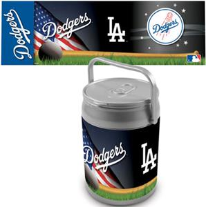 Picnic Time MLB Los Angeles Dodgers Can Cooler