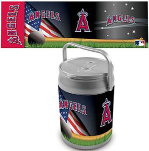 Picnic Time MLB Los Angeles Angels Can Cooler