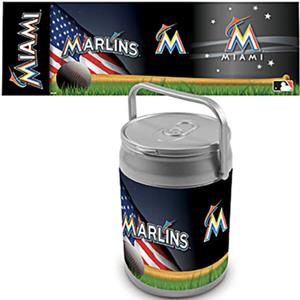Picnic Time MLB Miami Marlins Can Cooler