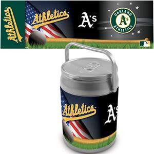 Picnic Time MLB Oakland Athletics Can Cooler