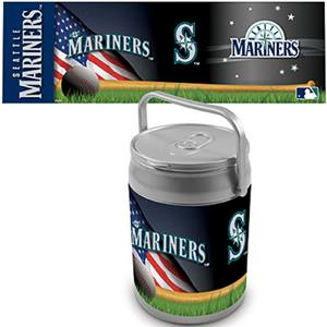 Picnic Time MLB Seattle Mariners Can Cooler