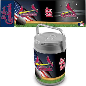 Picnic Time MLB St. Louis Cardinals Can Cooler