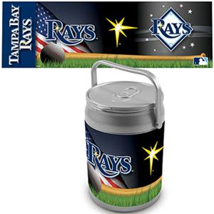 Picnic Time MLB Tampa Bay Rays Can Cooler