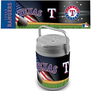 Picnic Time MLB Texas Rangers Can Cooler