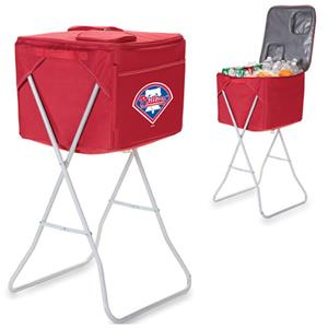 Picnic Time MLB Philadelphia Phillies Party Cube