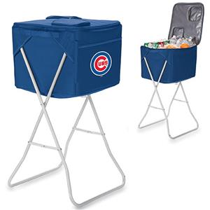 Picnic Time MLB Chicago Cubs Party Cube