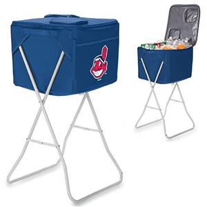 Picnic Time MLB Cleveland Indians Party Cube