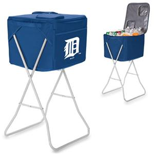 Picnic Time MLB Detroit Tigers Party Cube