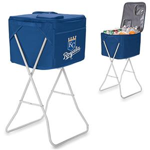 Picnic Time MLB Kansas City Royals Party Cube
