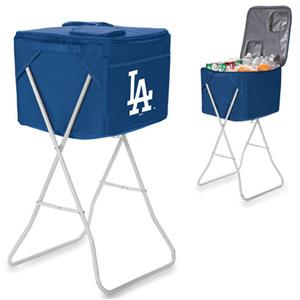 Picnic Time MLB Los Angeles Dodgers Party Cube