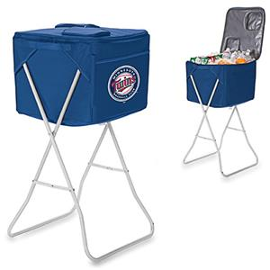 Picnic Time MLB Minnesota Twins Party Cube