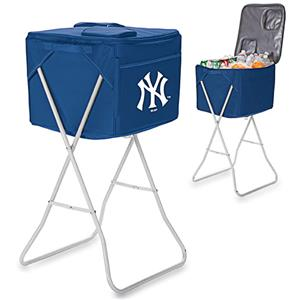 Picnic Time MLB New York Yankees Party Cube
