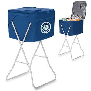 Picnic Time MLB Seattle Mariners Party Cube