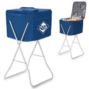 Picnic Time MLB Tampa Bay Rays Party Cube