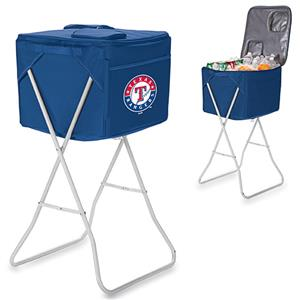 Picnic Time MLB Texas Rangers Party Cube