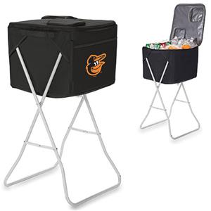 Picnic Time MLB Baltimore Orioles Party Cube