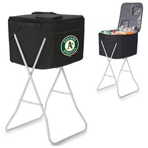 Picnic Time MLB Oakland Athletics Party Cube