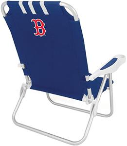 Picnic Time MLB Boston Red Sox Monaco Chair