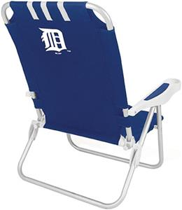 Picnic Time MLB Detroit Tigers Monaco Chair