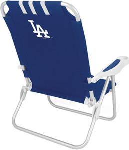 Picnic Time MLB Los Angeles Dodgers Monaco Chair